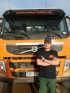 Patrick Obenhuber Kraftfahrer
